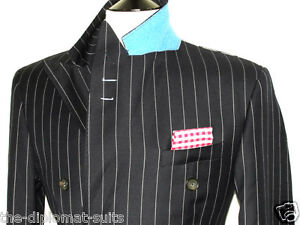 BNWT-MENS-HACKETT-LONDON-BESPOK-BOLD-CHALKSTRIPE-SUIT-JACKET-BLAZER-42R