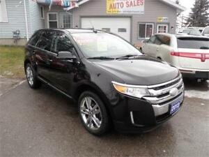 2013 Ford Edge Limited (LOADED)
