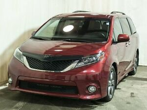 2015 Toyota Sienna SE 7-Passenger Van w/ Leather, Bluetooth, Rev