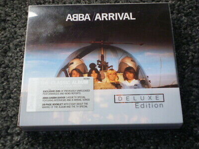 ABBA - Arrival Deluxe CD & DVD set