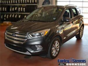 2017 Ford Escape Titanium $257 Bi-Weekly OAC