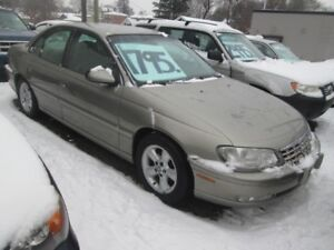 1999 Cadillac Catera ONLY 140,000 klm's.!