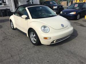2004 Volkswagen Beetle Decapotable Convertible