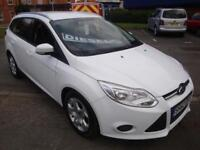 62 FORD FOCUS TDCI EDGE ESTATE DIESEL £20 ROAD TAX