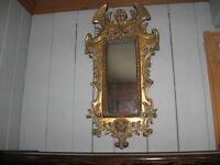miroir la Belle et la Bête