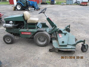 Ransomes Mower - 6FT