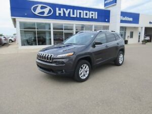 2017 Jeep Cherokee North Latitude 4WD