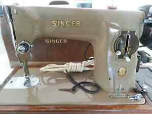 Singer Sewing Machine 201K (circa 1956) Carindale Brisbane South East Preview