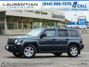 2007 Jeep Patriot -SELF CERTIFY- Sport 4X4