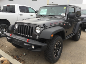 2016 JEEP WRANGLER RUBICON START A IN ADVENTURE TO-DAY !!