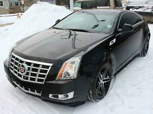 2013 Cadillac CTS AWD PERFORMANCE COUPE LOW KM FINANCE AVAILABLE