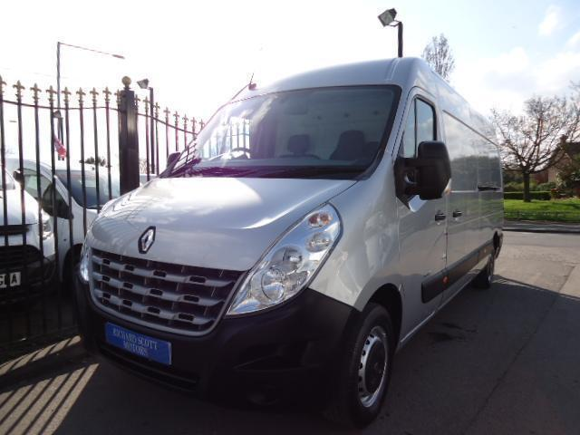 2014 RENAULT MASTER 2.3dCi LM35 125 ( FWD