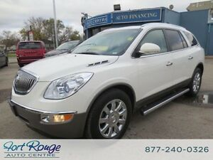 2012 Buick Enclave CXL2 AWD - LTHR/SUNROOF