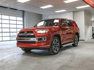 2014 Toyota 4Runner LIMITED, NAVIGATION, LEATHER, HEATED SEATS,