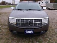 2009 Lincoln MKX London Ontario Preview