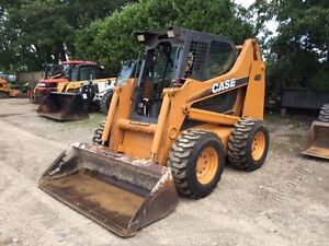 Case 465 Skid Steer