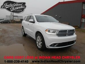 2016 Dodge Durango Citadel  Rear DVD|5.7 Hemi