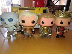 Game of Thrones Funko POP Vinyl Figure Loose Collection Cambridge Kitchener Area image 1