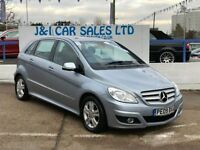 MERCEDES-BENZ B CLASS 2.0 B180 CDI SE 5d 108 BHP Executive car with dies (blue) 2009