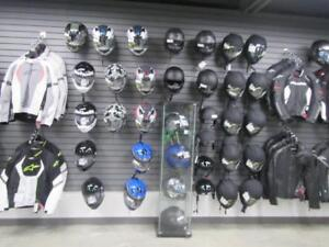 All Helmets from the 2018 riding season are on clearance!