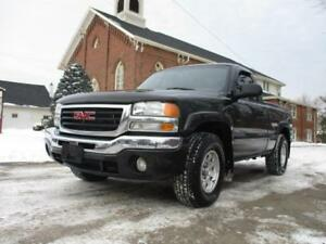 2003 GMC Sierra 1500 Z71 - RARE TRUCK+MINT_LEATHER HEATED SEATS