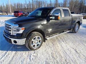** 2014 ** FORD ** F-150 ** KING RANCH ** ECOBOOST ** 6.5 BOX **
