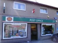 POST OFFICE & NEWSAGENTS BUSINESS REF 142927