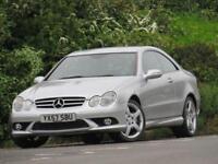 Mercedes-Benz CLK220 2.2TD CDI auto Sport 66,000 MILES