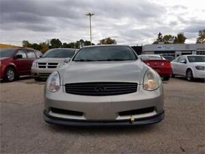 """2003 INFINITI G35 Coupe """"AS IS SPECIAL"""""""