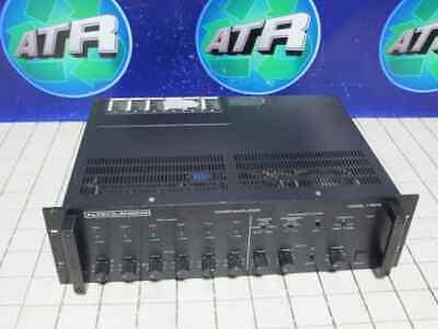 Altec Lansing 1707C Mixer Amplifier Amp Black
