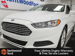 2015 Ford Fusion SE FWD with back up cam and keyless entry