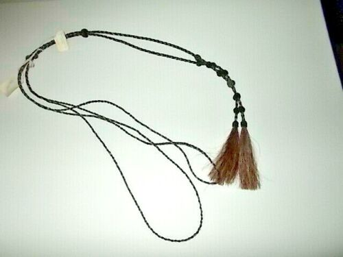 Stampede String (Western Hat)