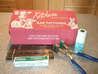 KETCHUM TATTOO KIT