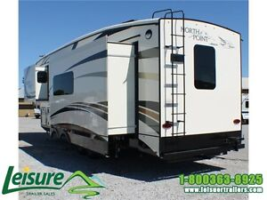 2017 Jayco North Point 311RKTS fifth Wheel Windsor Region Ontario image 4