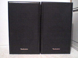 100W Technics Stereo Speakers