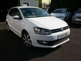 2014 Volkswagen Polo 1.4 Match Edition DSG Automatic Petrol Hatchback