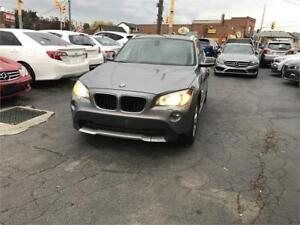 2012 BMW X1 28i AWD panoramicsunr/aut/bluetooth/certified