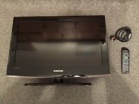 Samsung TV 26 inch