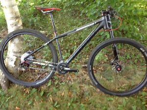 Used Cannondale F29er Carbon 3 Hardtail 2014 Medium 21.40 lbs