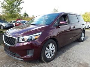 2018 Kia Sedona LX CLEAN TITLE POWER DOORS