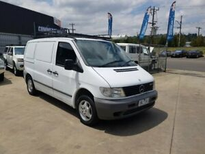 2002 Mercedes-Benz Vito 112CDI 4 Speed Automatic Van Lilydale Yarra Ranges Preview