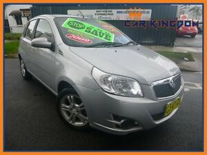 2009 Holden Barina TK MY09 4 Speed Automatic Hatchback Homebush Strathfield Area Preview