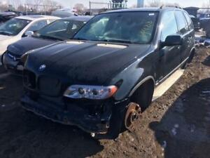 2004 BMW X5 just in for parts at Pic N Save!