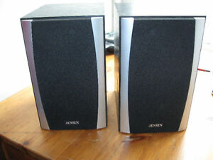 Jensen Champion 110 Bookshelf Speakers Cornwall Ontario image 1