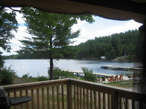 2 Bedroom Waterfront Cottage - Available August 17-24