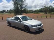XR6 Ford Falcon Ute Parap Darwin City Preview