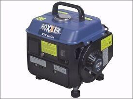 boxxer generator 2hp 2 stroke