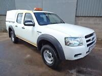 Ford Ranger 2.5TDCi Double Cab Pick Up 2009 09 reg