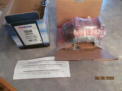 A/C Compressor-New Compressor 4 Seasons 78348 Free shipping
