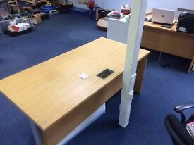 Variety of Office furniture for sale, desks, tables, chairs etc